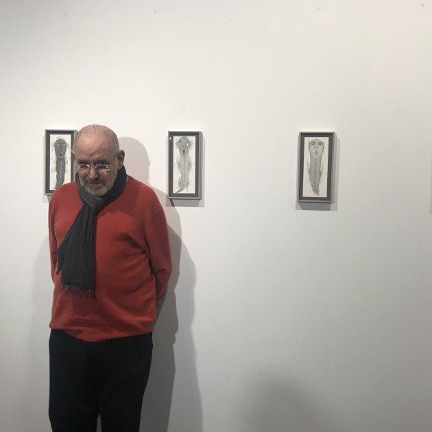 Evru galeria Senda Carlos Gil-Vernet