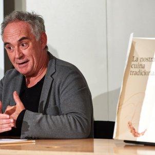 Ferran Adrià/L'Acadèmia Catalana de Gastronomia