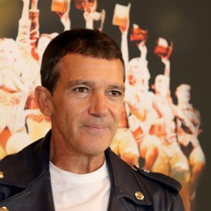 Antonio Banderas. Presentació 'A chorus line'/ACN
