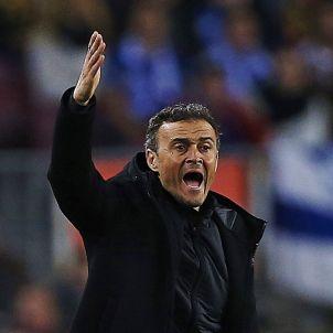 Luis Enrique Barça Atlètic de Madrid Efe