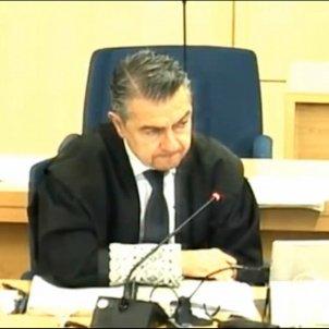 Fiscal trapero Miguel Ángel Carballo