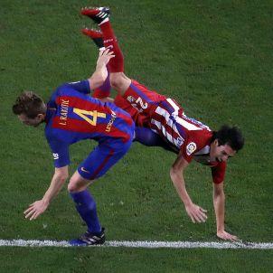 Rakitic Barça Atlètic de Madrid Efe