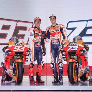 Marc Marquez Alex Marquez Repsol Honda temporada 2020 @marcmarquez93