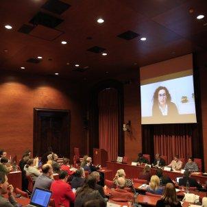 Comissió investigació 155 Marta Rovira   Sergi Alcàzar