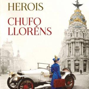 Chufo Lloréns, 'El destí dels herois'. Ed. Rosa dels Vents, 864 p., 23,90 €.