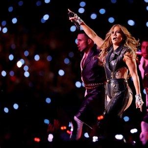 Jennifer Lopez Super Bowl 2020 EFE