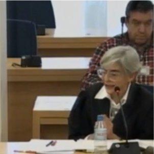 Olga Tubau Josep Lluís Trapero judici