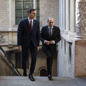 Sanchez Torra reunió generalitat Sira Esclasans