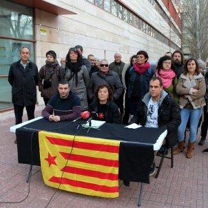 Edgar Fernández, Mariona Quadrada i Ricard Aragonès CDR Reus - ACN