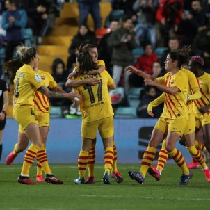 Supercopa Barca Atletic Madrid femeni EFE