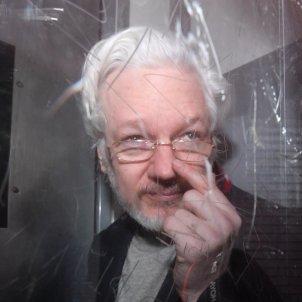 Assange Europa Press
