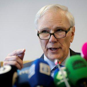 Relator ONU Philip Alston EFE