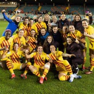 Barça femení Supercopa FCBarcelona
