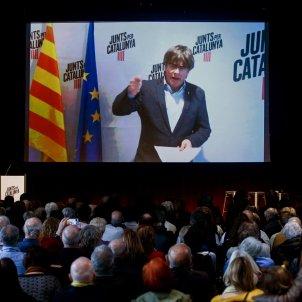 "Carles Puigdemont acte Born ""Estem a punt"" Efe"