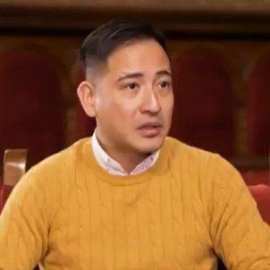 activista xinès Preguntes Freqüents