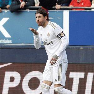 Sergio Ramos Osasuna Reial Madrid EFE