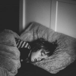 Niño sueño Unsplash