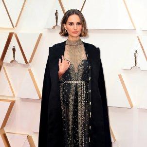 Natalie Portman Oscar premis catifa vermella Efe
