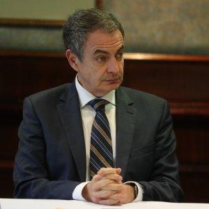 José Luis Rodríguez Zapatero EFE