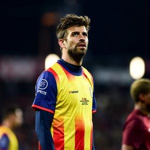 Gerard Piqué selecció catalana Catalunya FCF
