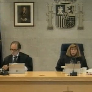 Judici Trapero Tribunal EFE