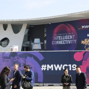 Mobile World Congress 2019. Foto: Sergi Alcàzar