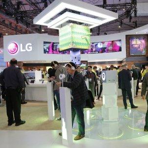 Mobile LG ambient 2019 Sergi Alcàzar