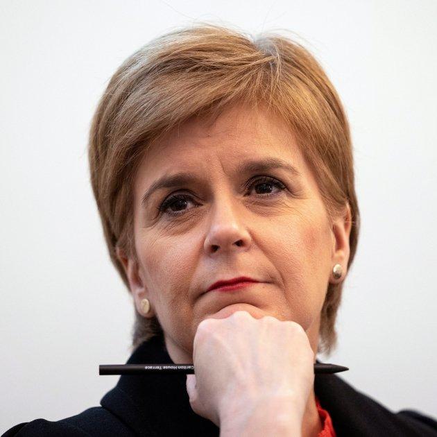 Nicola Sturgeon Escòcia - Efe
