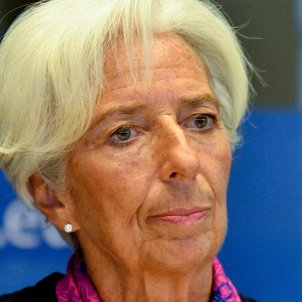 christine lagarde bce ACN