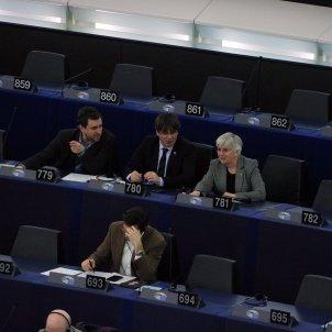 Puigdemont ponsatí comín Parlament Europeu ACN