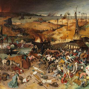 El Triomf de la Mort (Pieter Bruegel el Vell, 1562)