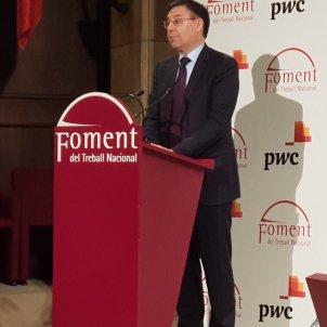 Josep Maria Bartomeu @FomentTreball