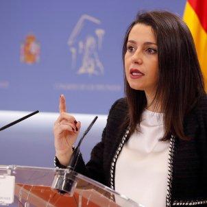 Inés Arrimadas Congreso EFE