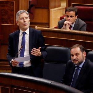 Marlaska control govern Congrés EFE