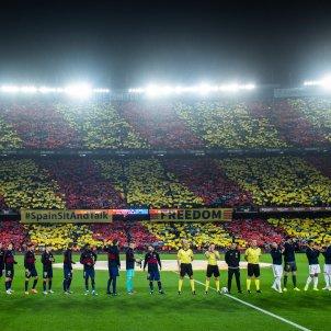 Clàssic Barça Reial Madrid Camp Nou EuropaPress