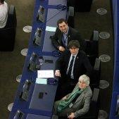 Puigdemont posa en marxa a Luxemburg la batalla contra el Suprem
