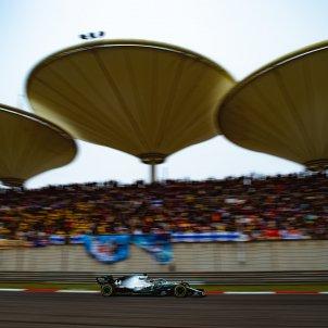 Hamilton Fórmula 1 GP Xina EuropaPress
