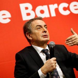 Zapatero Barcelona EFE