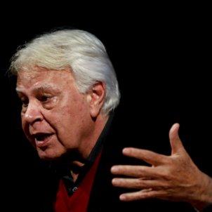 Felipe González - Europa Press