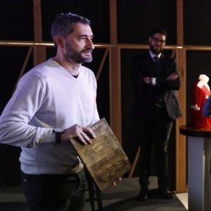 Ernesto Valverde barba Premi Bilbao EFE