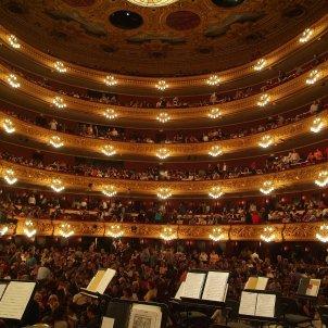 Liceu   desigualtats culturals Josep Renalias CC 3.0 viquipèdia