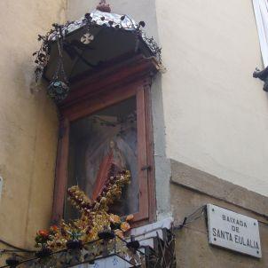 Baixada de Santa Eulàlia   Jordi Ferrer