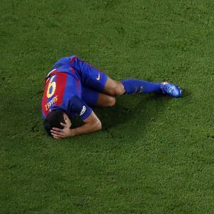Luis Suarez Atletic de Madrid Barça EFE