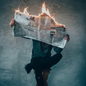 Periódico Unsplash
