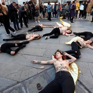 Femen Madrid Sant Valentí Efe