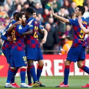 gol Barça EFE