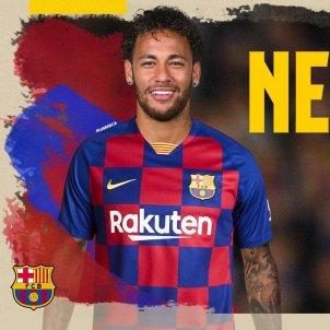 Neymar Barça hackers FC Barcelona
