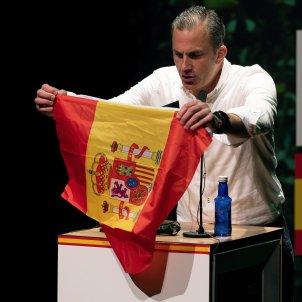 vox bandera espanyola ortega smith efe