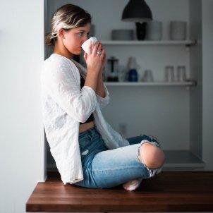Bebiendo té Unsplash