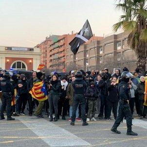 Protesta meridiana Marta Lasalas